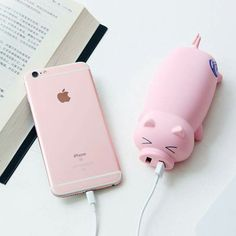 Iphone 6 s plus, iphone iphone charger, coque iphone, iphone cases, appl Coque Iphone, Iphone 8, Iphone Cases, Apple Iphone, Cute Portable Charger, Portable Battery, Mobile Photo, Teen Christmas Gifts, Accessoires Iphone