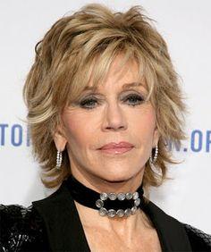 Trendy Medium Haircuts 2013 for Older Women