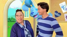 "Nickelodeon South East Asia will be celebrating International Family Day on Friday 14th May 2021 with the premiere of the brand new Blue's Clues & You! episode  ""Blue's Big Baking Show"" at 9:00am (PH)!In the all new episode, fans will meet Josh's ""lola"" as Josh and Blue spend the day making bibingka, a cake from the Philippines that is ""masarap"" (delicious)!Blue's Clues & You! is a curriculum-driven interactive series that follows Blue as she invites viewers to join her on a cl"