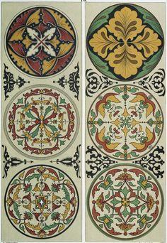 орнамент в росписи церкви: 17 тыс изображений найдено в Яндекс.Картинках