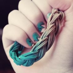 #DIY #Bracelet #Ombre