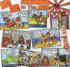 Sex Pistols - Holidays in the Sun - 1977