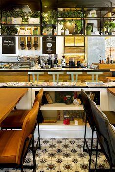 Flocaf Espresso Room Delta Falirou, Paleo Faliro, 2014 - Chadios & Associates