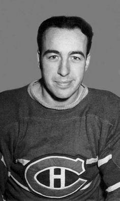 "Hector ""toe"" Blake-Montreal Canadiens"