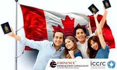 Canada invites skilled professionals to work, settle and earn handsomely.Eminence Immigration Consultant has profound knowledge about Canada and its   immigration laws and they are the right persons to process your travel documents   to Canada honestly and on time and at lower costs.  For more info just dial on our toll-free number 1800 2000 859 and @ 040-6688 7800 / +91 9515141684