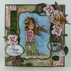 From My Craft Room: Wee Stamps