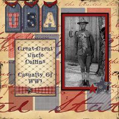 World War 1 photo - Scrapbook.com