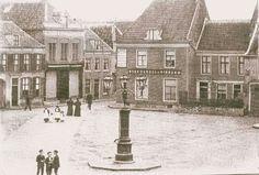 De markt voor 1924