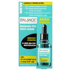 Balance Hyaluronic 554 Youth Serum 30ml: Amazon.co.uk: Beauty