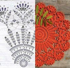 Crochet Lace Pattern Collar 24 Ideas For 2019 – Gabriele horn - Crochet Crochet Scarf Diagram, Crochet Doily Patterns, Thread Crochet, Crochet Motif, Crochet Shawl, Crochet Bedspread, Crochet Tablecloth, Crochet Lace Collar, Crochet Dollies
