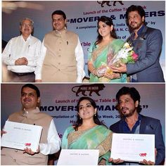 #SHAHRUKHKHAN#KINGKHAN#IAMSRK#SRK#KINGOFBOLLYWOOD#شاروخان#SRK • • ShahRukh Khan during MOVERS & MAKERS book lunch ~ Handsome  ~ | @iamsrk | • • ‎شاروخان اليوم اثناء اصدار كتاب MOVERS & MAKERS ~ يجنن