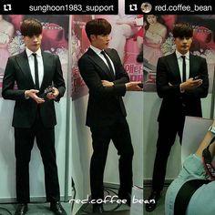 22 個讚,1 則留言 - Instagram 上的 Debbie Moh(@debbie_moh):「 #Repost @sunghoon1983_support ・・・ 2017.08.30 #SUNGHOON attended event #BCWW #배우 #성훈 . . photo by… 」