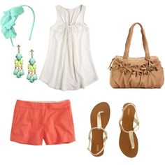summer outfit! cool site!