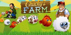 Chucky's Farm is in trouble. Evil Dave, with the help of his menacing dog, is set on stealing Chucky's beloved animals and sending them for slaughter! Chucky can save them, if he acts fast, matches the right animals together and stops Evil Dave from taking them away. There are plenty of challenging levels to enjoy with super cute animals, plus beautiful sounds and animation in this farming chain popper adventure.