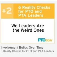 Video 2, Involvement Builds Over Time, from the PTO Today Video Series, 6 Reality Checks for PTO and PTA Leaders.