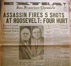 FDR Shooting headline