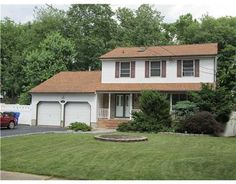 CLOSE TO NEW YORK TRAIN. COLONIAL HOME WITH FAMILY ROOM WITH FIREPLACE, EAT-IN-KITCHEN, FORMAL DINING ROOM, LIVING ROOM, 2 1/2 BATHS, MASTER BEDROOM WITH FULL BATH, FULL BASEMENT, 2 CAR GARAGE ON PARK-LIKE YARD WITH DECK AND ABOVE GROUND POOL. BEAUTIFUL HARDWOOD FLOORS.#remax @realtor
