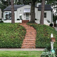 Beautiful white home in Atlanta