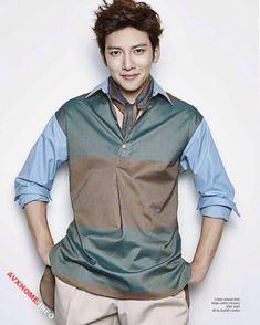 Ji Chang Wook with MEN'S FOLIO ❤️ J Hearts