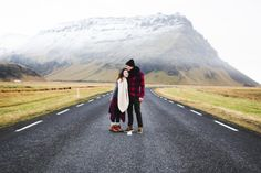 Loving this beautiful destination proposal in Iceland. <3