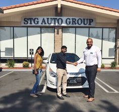 Nice choice! Congratulations to our guest on their ‪#‎Hyundai‬ ‪#‎Sonata‬!! ‪#‎STGAutoGroup‬ ‪#‎SoCal‬ ‪#‎Cars‬ ‪#‎HappyTuesday‬