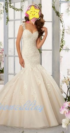 Romantic Ivory Wedding Dresses Layered Organza Princess Lace Cheap Wedding Gowns Sexy Sweetheart Backless