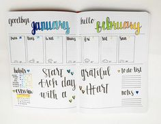 Pretty hand lettering for weekly bullet journal spread. Bullet Journal Lettering Ideas, Bullet Journal Font, Journal Fonts, Bullet Journal Ideas Pages, Bullet Journal Spread, Bullet Journal Inspiration, Journaling, Bullet Journals, Bullet Journal Beginning
