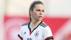 melanie leupolz   Frauenfußball   WM-Testspiel: Überlegene DFB-Elf besiegt WM ...