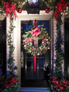 Front Door Christmas 2014