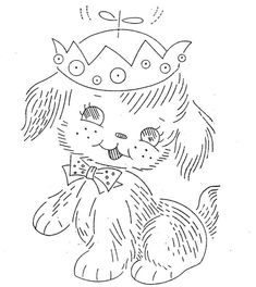 Vintage Hand Embroidery Pattern PDF File Design 7090 Nine Adorable Animals for Quilt Blocks or Crib Cover 1960s Instant Download on Etsy, $3.99