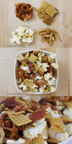 Chex mix on Pinterest | Taco Party, Thin Mints and Powdered Sugar