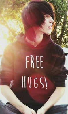 I Want A Hug <3