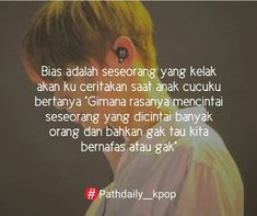 Text Quotes, Mood Quotes, Qoutes, Kpop Logos, Album Bts, Quotes Indonesia, Quote Of The Day, Fangirl, My Photos