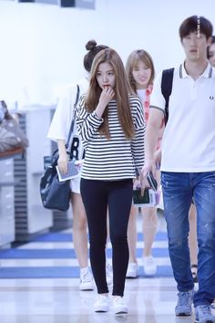 Red Velvet Irene Airport Fashion - Official Korean Fashion