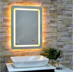 1000 images about ideas para el hogar on pinterest for Espejos con luz integrada