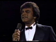 """JOHNNY MATHIS & MARVIN HAMLISCH """"IF YOU REMEMBER ME"""", 1981 {141}"""