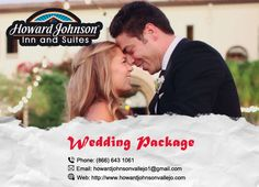 Howard Johnson Inn & Suites of Vallejo is the perfect boutique hotel for your big moment. https://goo.gl/YPbq93
