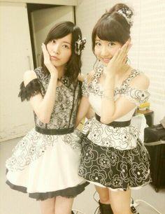 Matsui Jurina & Kashiwagi Yuki