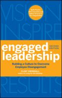 In Engaged Leadership, Clint Swindall presents a fable and a set of how-to guidelines that outline how leaders can build cultures of employee engagement.