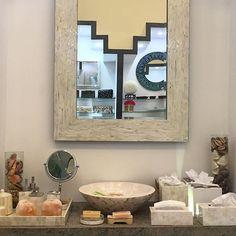 Detalles para tu baño  #jaboneras #espejos #lavamanos #jabones #bandejas #caracoles #conchas #homeconceptstore #homedecor #decoracion #hogar #regalos
