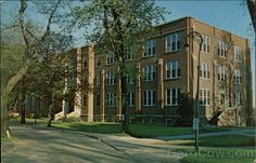 Liberal Arts Building, Marycrest College Davenport Iowa