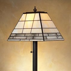 Beautiful J. Devlin stained glass lamp for dad, makes a great Father's Day gift! #jdevlin #fathersday #gift #stainedglass #lamp