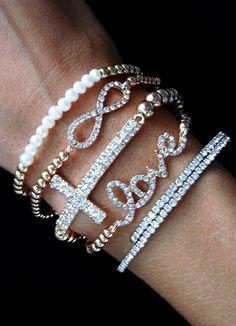 Diamond bracelets gift ideas