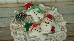 Check out this item in my Etsy shop https://www.etsy.com/listing/531469241/retro-homemade-assorted-christmas