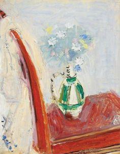 Still Life with Spring Flowers---Alexandru Ciucurencu