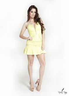 VESTIDO BORDADO PERFECT WAY - Vida Fashion Boutique
