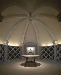 Far Niente Wine Library