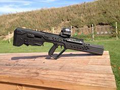 RatWorx ZRX 9mm Tavor - Supressed