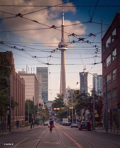 Toronto Ontario Canada, Cn Tower, Building, Travel, Viajes, Buildings, Traveling, Trips, Tourism