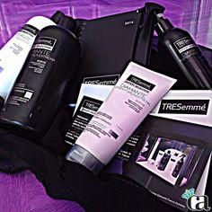 Muchas gracias a @tresemme_spain por este kit completo Fuerza Diamante para el cuidado de mi cabello #Tresemme #ArnyRegalos #ArnyBeauty